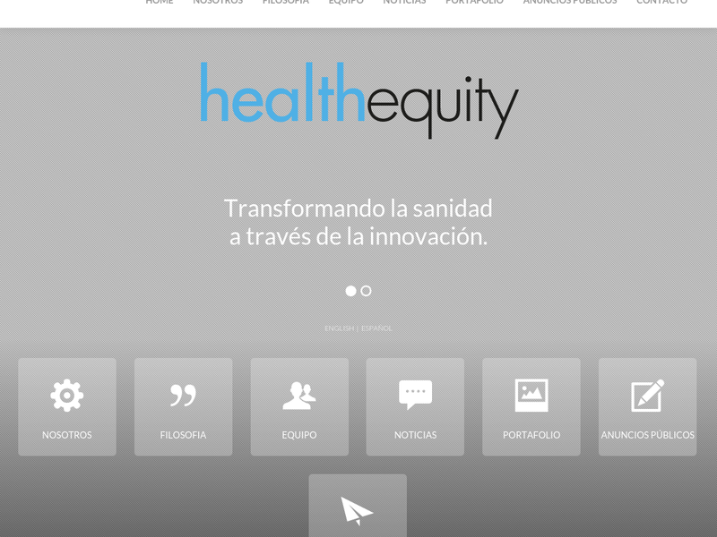 Images from Healthequity