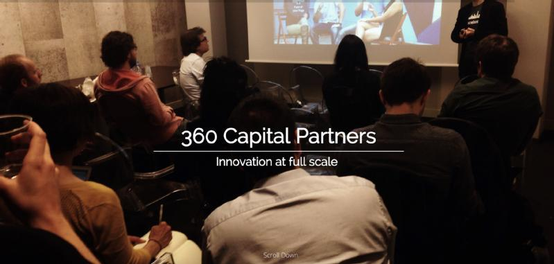 Images from 360 Capital Partners