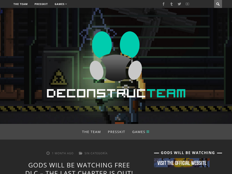 Images from Deconstructeam