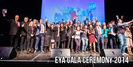 Images from European Youth Award