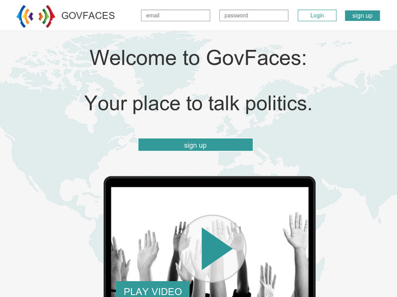Images from GovFaces