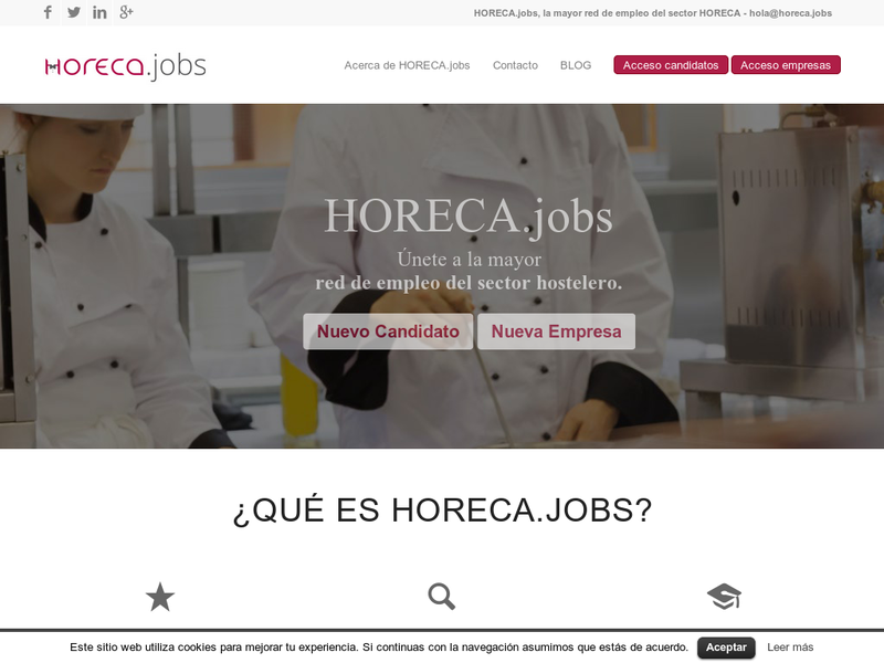 Images from Horeca.jobs