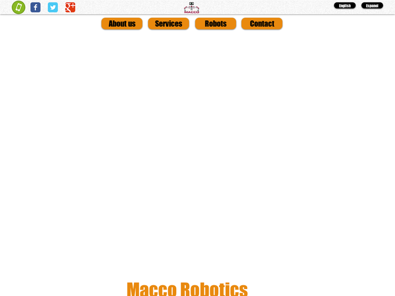 Images from Macco Robotics