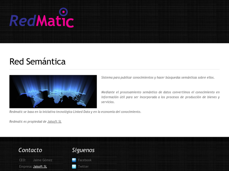 Images from Redmatic