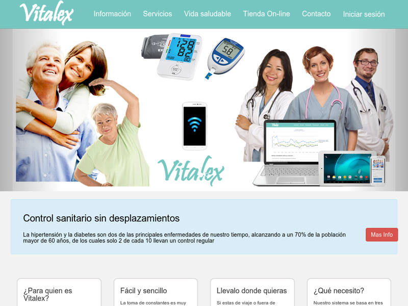 Images from Vitalex