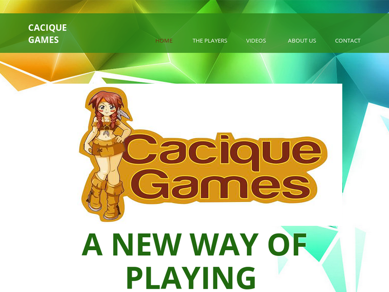 Images from Cacique Games