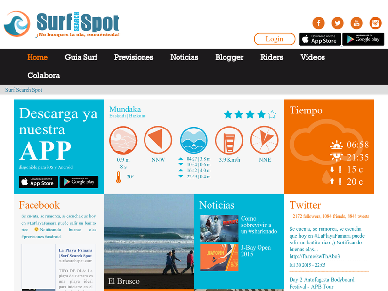 Images from Surf Search Spot
