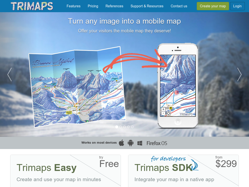 Images from Trimaps