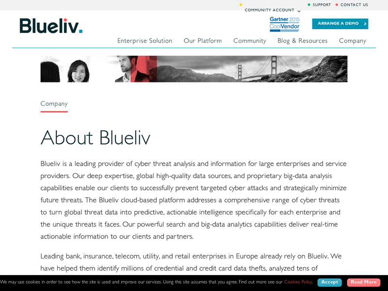 Images from Blueliv