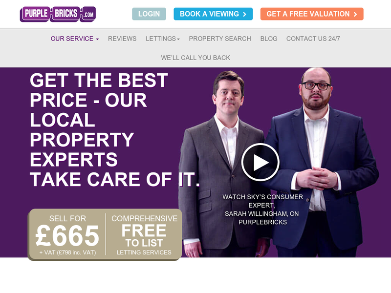 Images from PurpleBricks