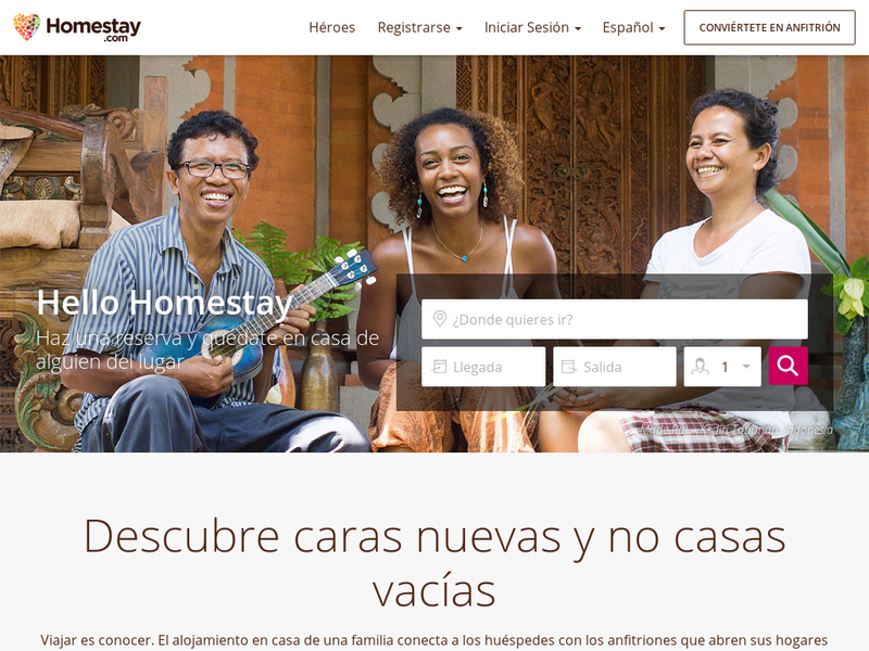 Images from Homestay