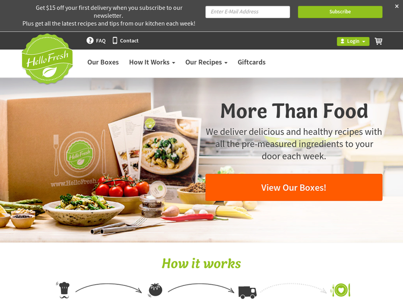 Images from Hellofresh
