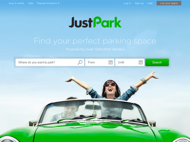 Images from JustPark