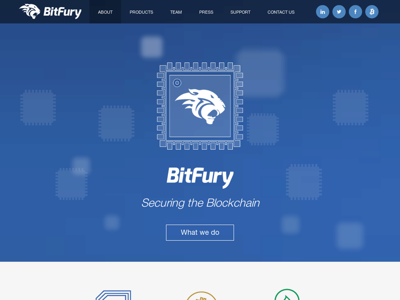 Images from Bitfury