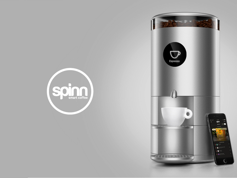 Images from Spinn Coffee