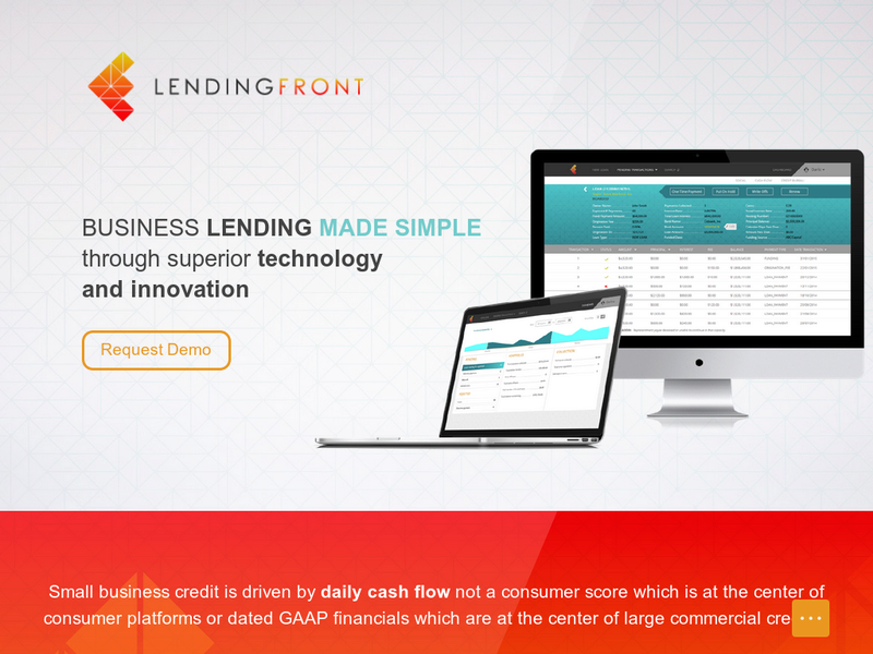Images from LendingFront