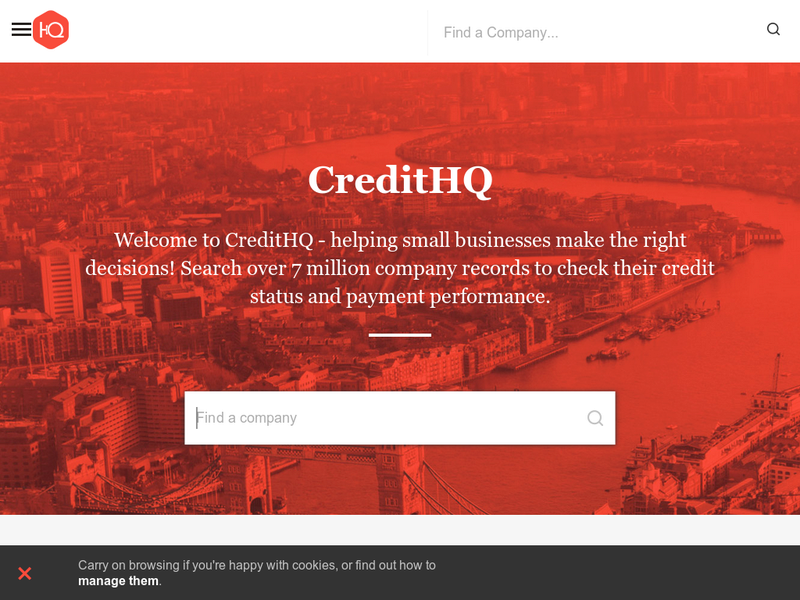 Images from CreditHQ