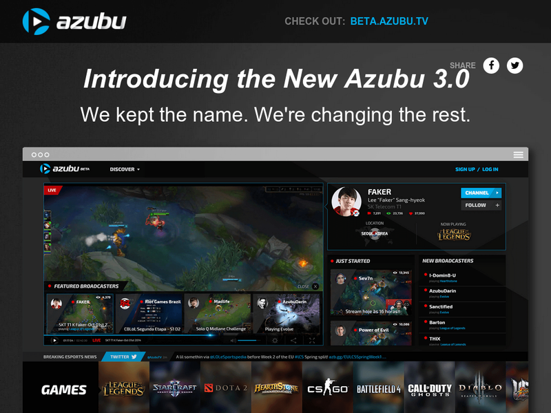 Images from Azubu