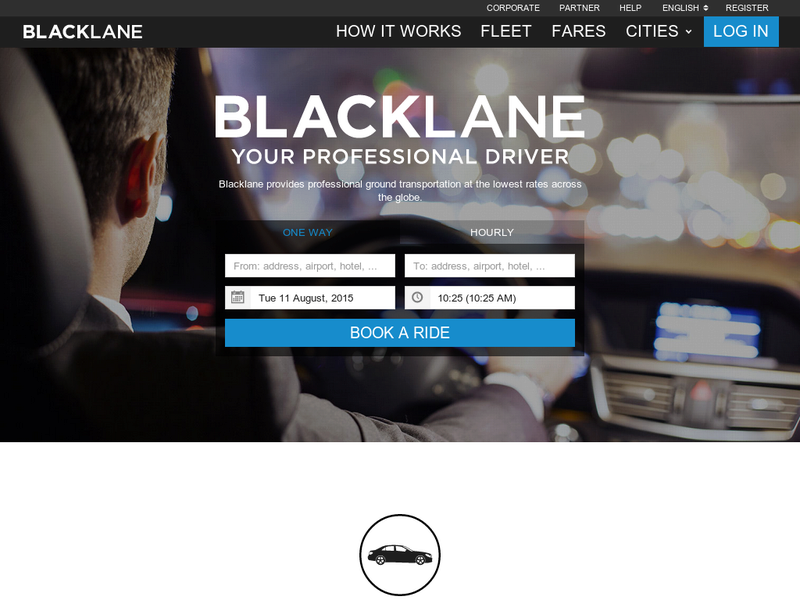 Images from BlackLane