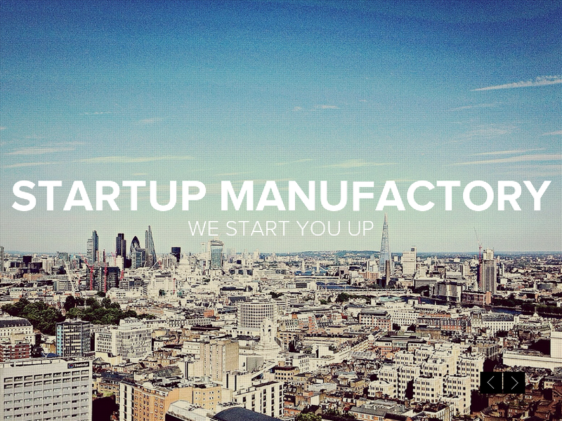 Images from Startup Manufactory