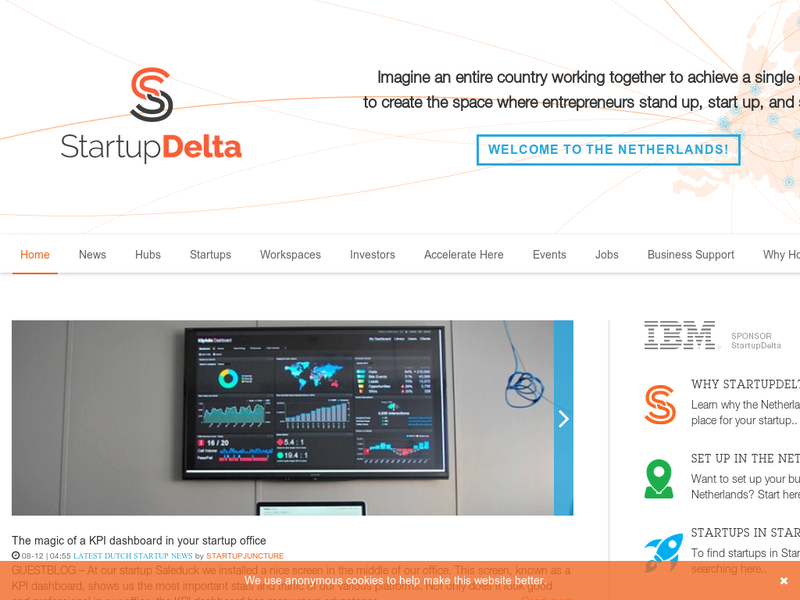 Images from Startup Delta