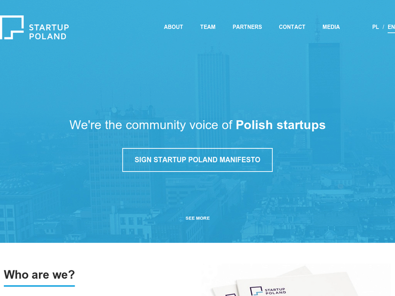 Images from Startup Poland