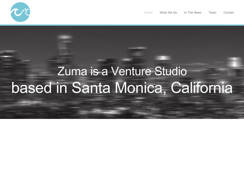 Images from Zuma Ventures