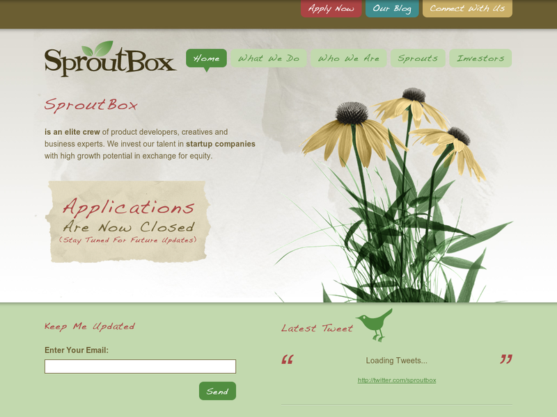 Images from SproutBox