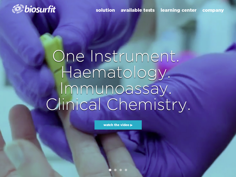 Images from Biosurfit