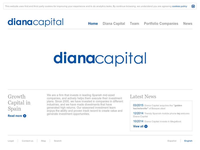 Images from Diana Capital