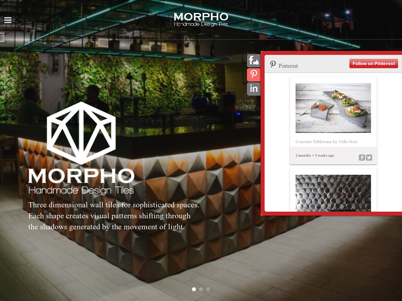Images from Morpho Tiles