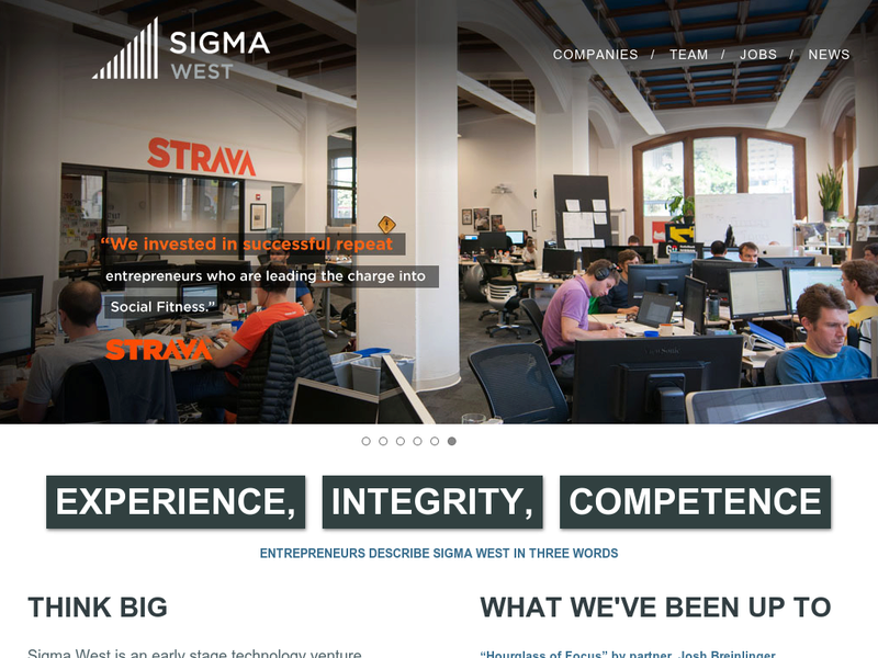 Images from Sigma West