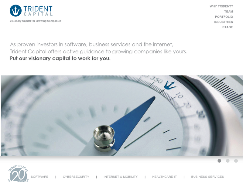 Images from Trident Capital