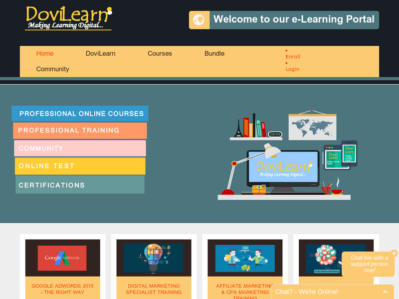 Images from DoviLearn