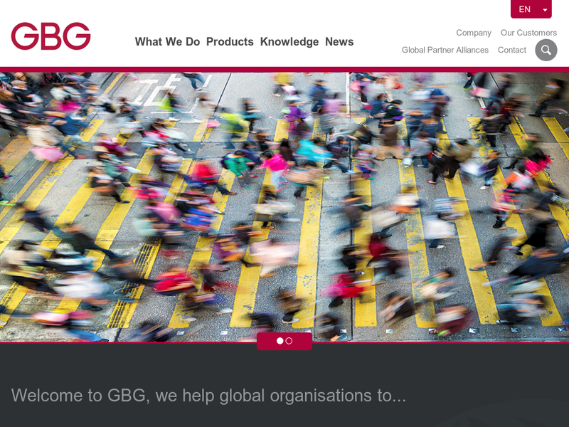 Images from GBG International