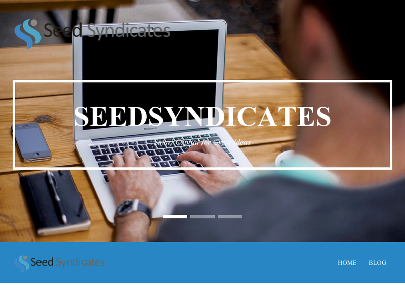 Images from Seed Syndicates