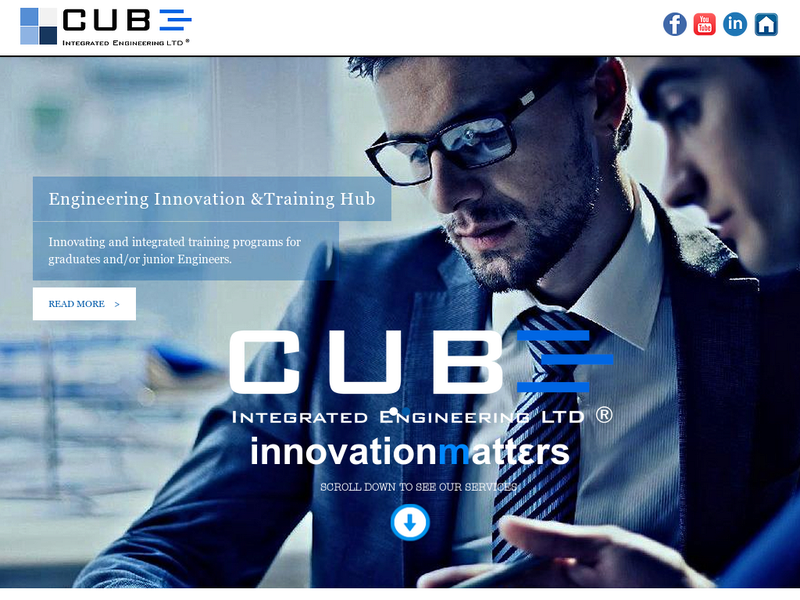Images from CUBEiE Innovation & Training Hub