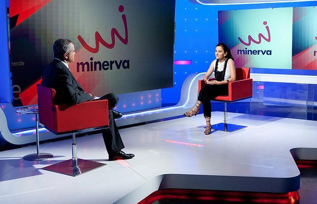 Images from Programa Minerva