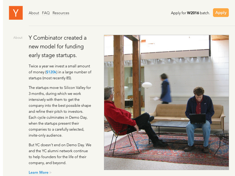 Images from Y Combinator