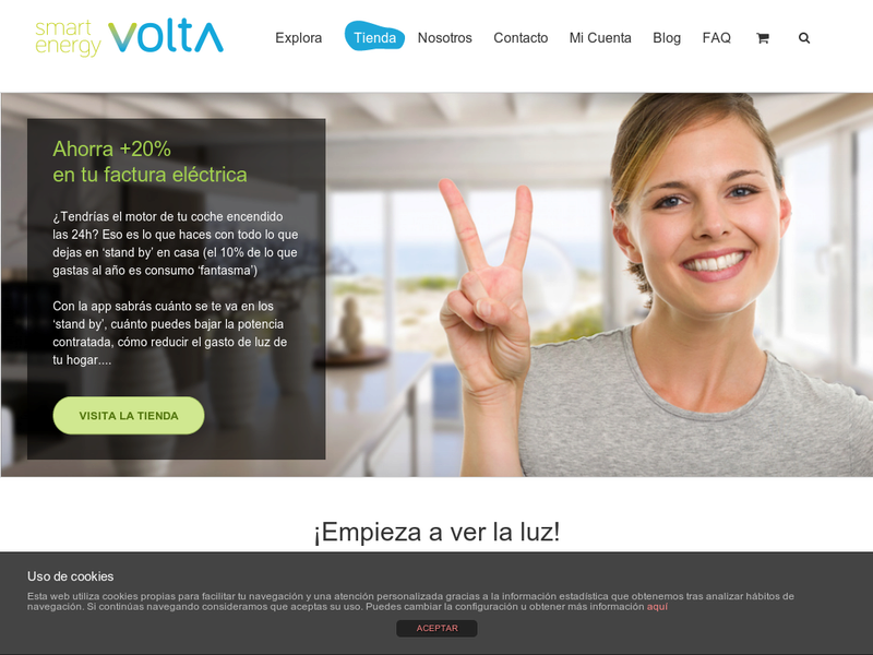 Images from Volta Smart Energy