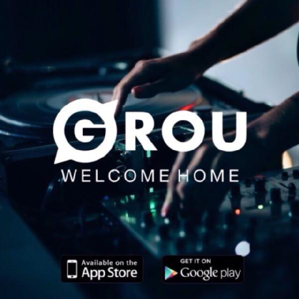 Images from Grou App