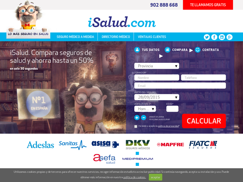 Images from iSalud