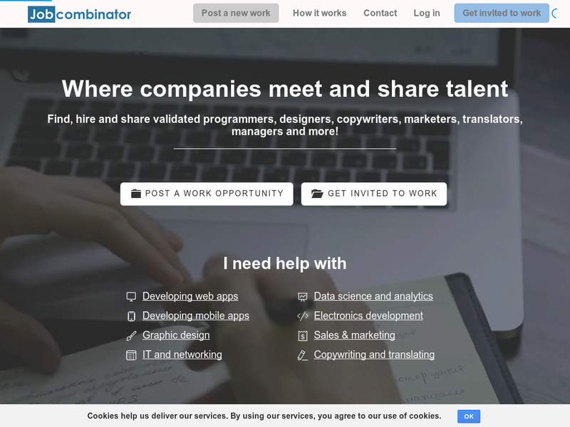 Images from Jobcombinator