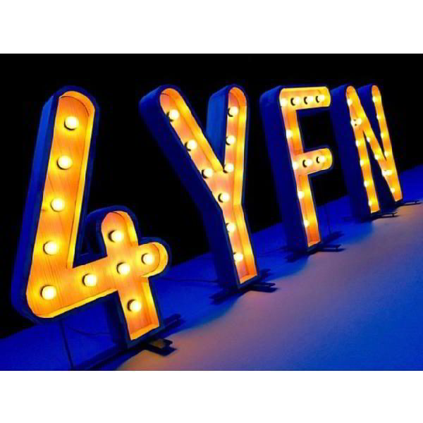 Images from 4YFN [4 Years From Now]