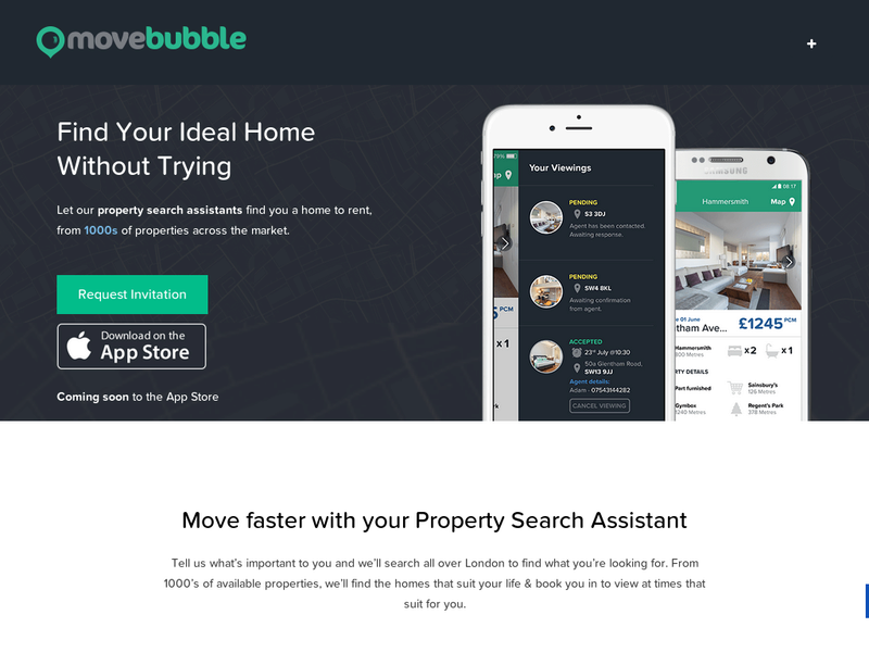 Images from Movebubble