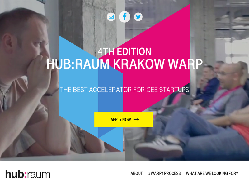 Images from HUB:RAUM KRAKOW WARP