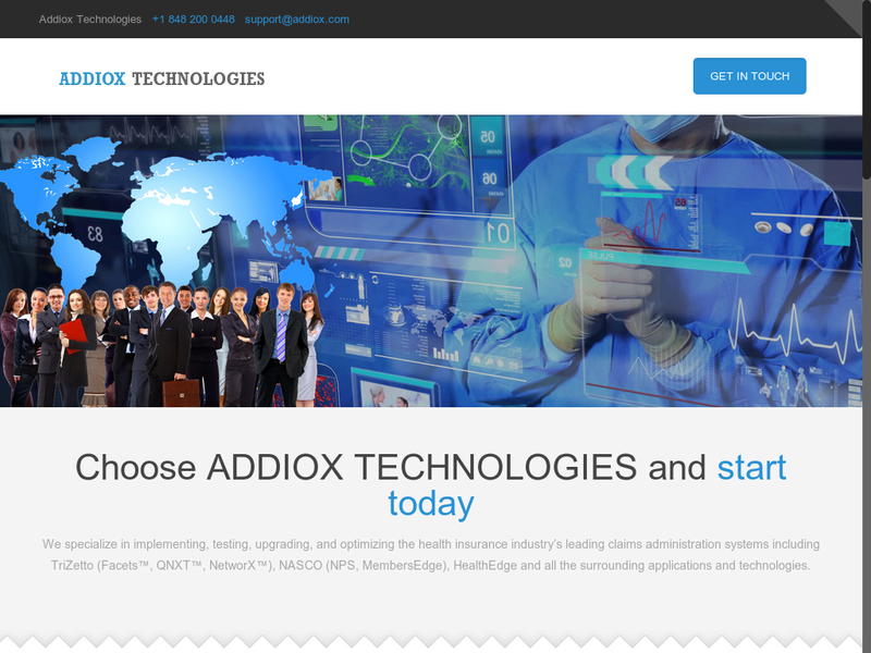 Images from Addiox Technologies