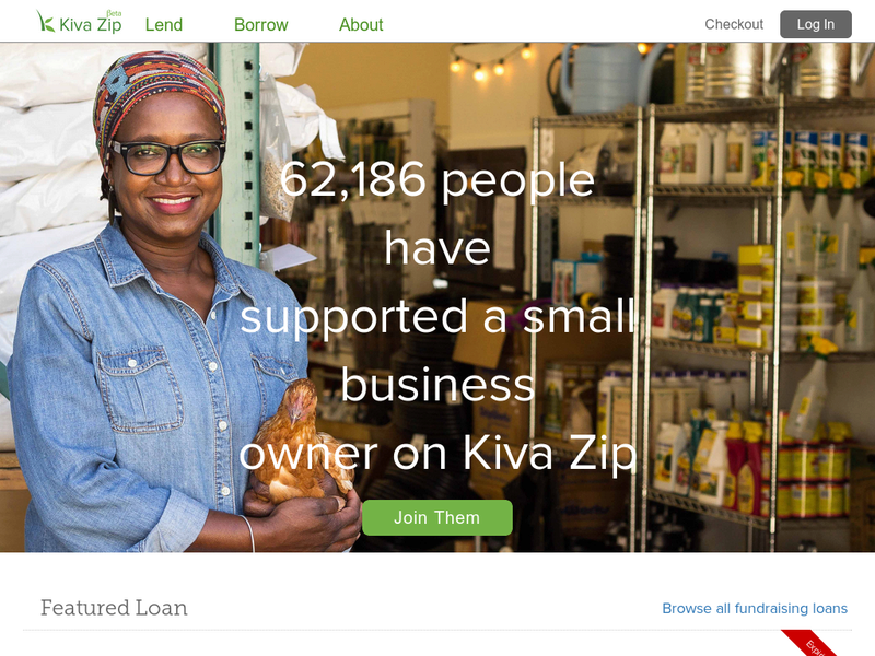 Images from Kiva Zip