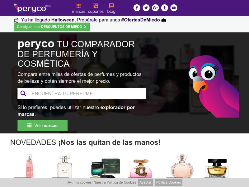 Images from Peryco.com