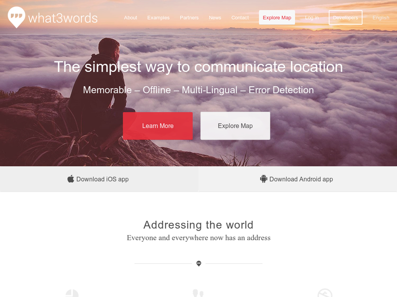 Images from what3words